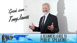 Tony James - Speaker Coach